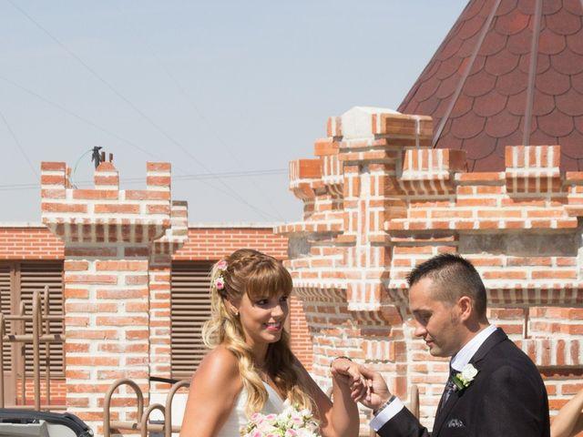 La boda de Fran y Eli en Valladolid, Valladolid 12