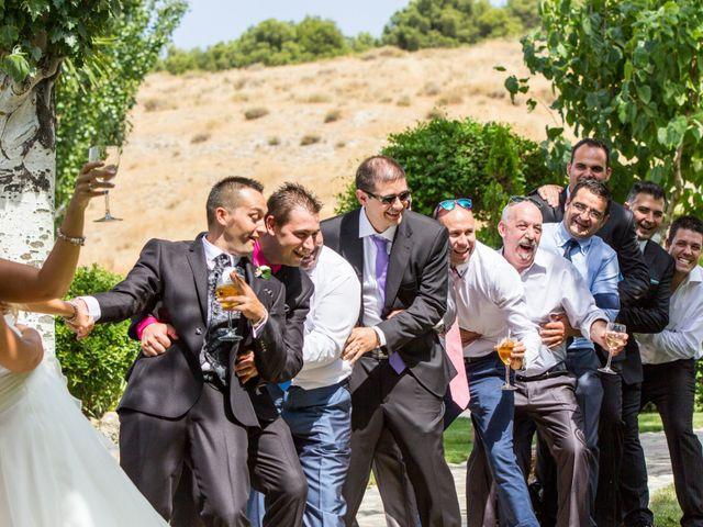 La boda de Fran y Eli en Valladolid, Valladolid 54