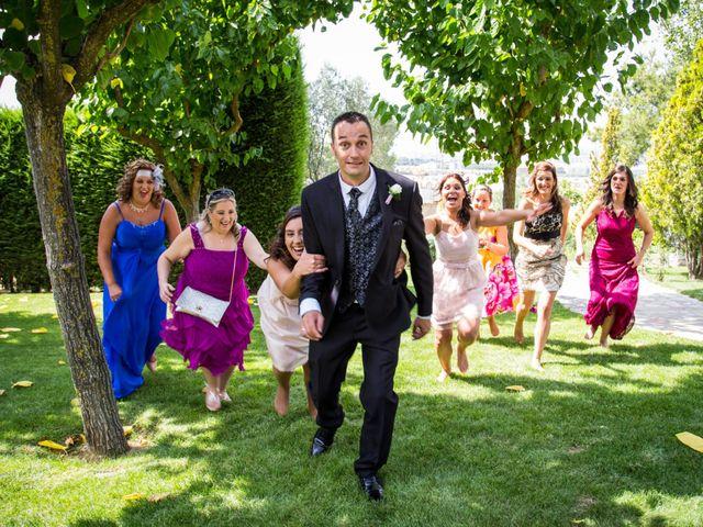 La boda de Fran y Eli en Valladolid, Valladolid 55