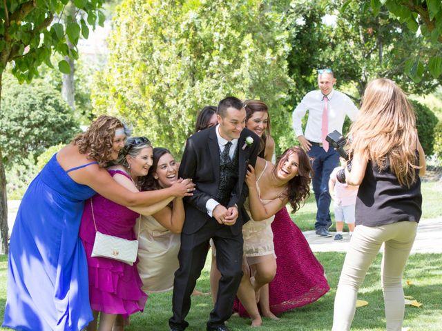 La boda de Fran y Eli en Valladolid, Valladolid 58