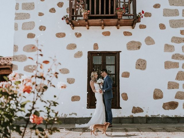 La boda de Juian y Francesca en Arona, Santa Cruz de Tenerife 13