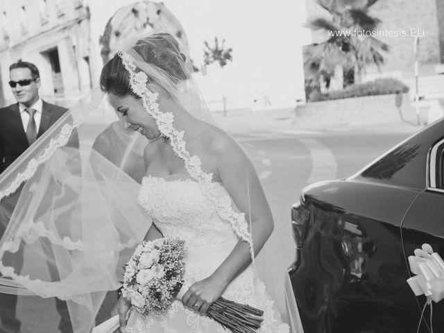 La boda de Isabel y Daniel en Zafra, Badajoz 3