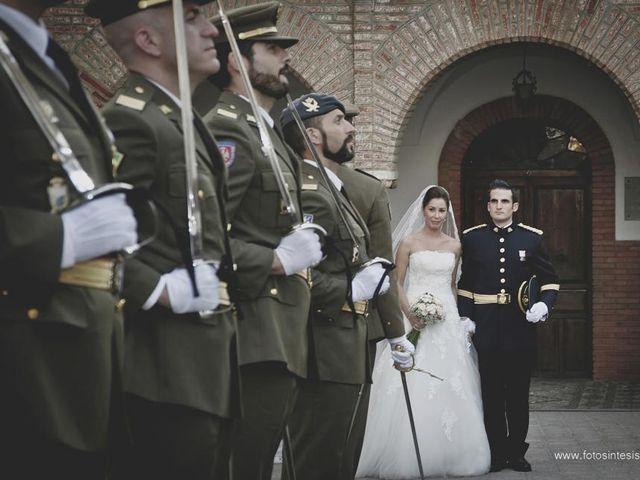 La boda de Isabel y Daniel en Zafra, Badajoz 4