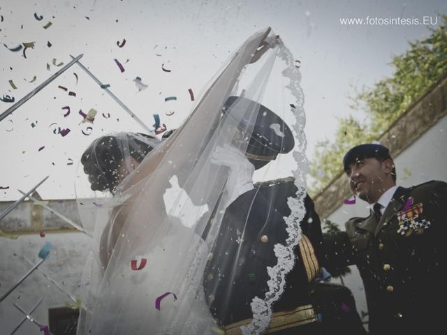 La boda de Isabel y Daniel en Zafra, Badajoz 5