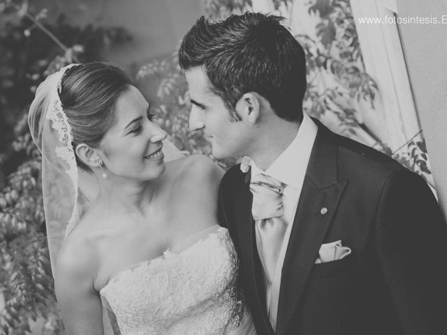 La boda de Isabel y Daniel en Zafra, Badajoz 1