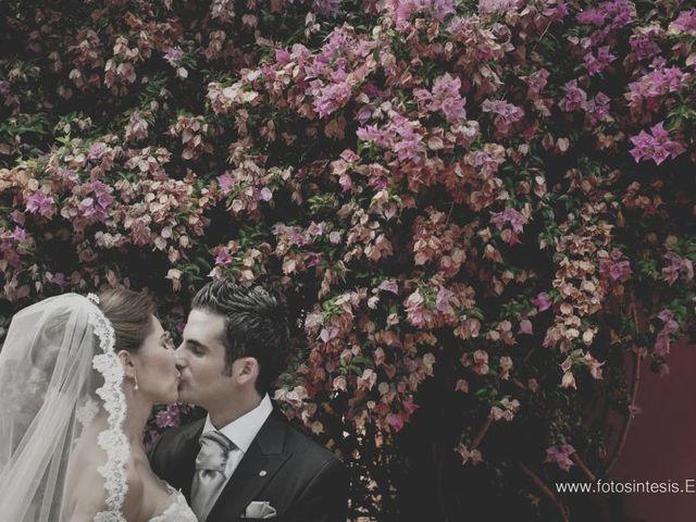 La boda de Isabel y Daniel en Zafra, Badajoz 8