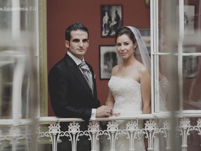 La boda de Isabel y Daniel en Zafra, Badajoz 11