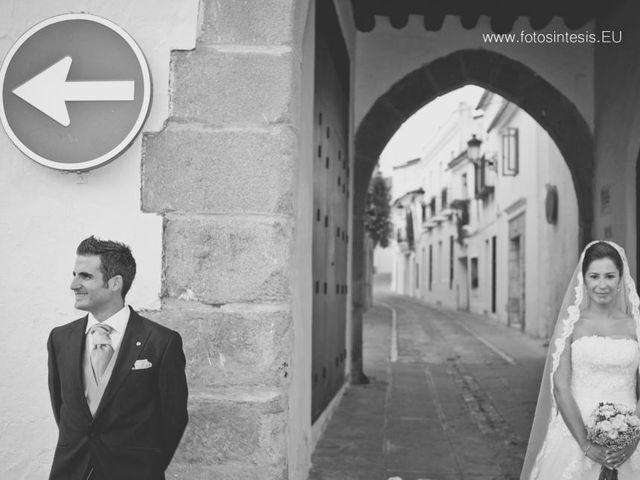 La boda de Isabel y Daniel en Zafra, Badajoz 12