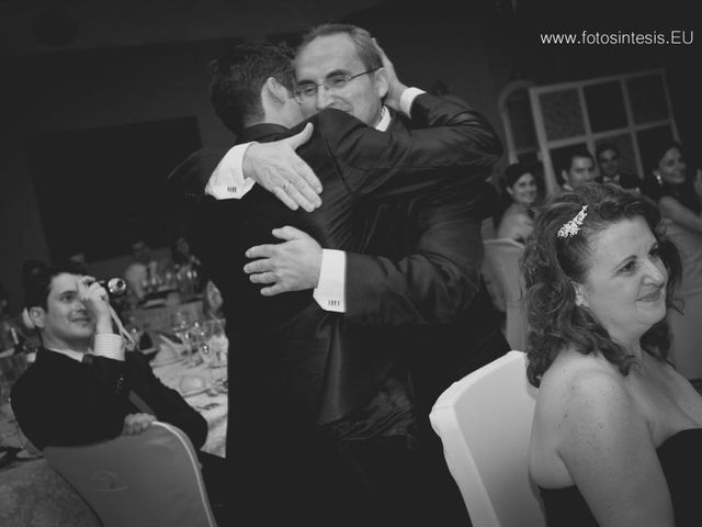 La boda de Isabel y Daniel en Zafra, Badajoz 15