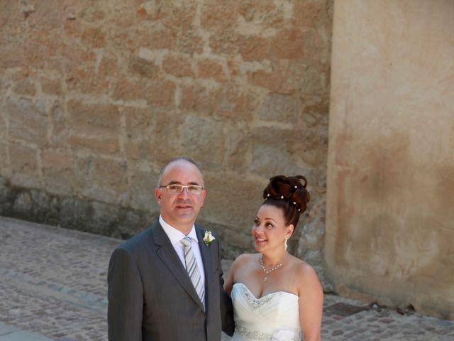 La boda de Juan y Yuliset en Zamora, Zamora 1