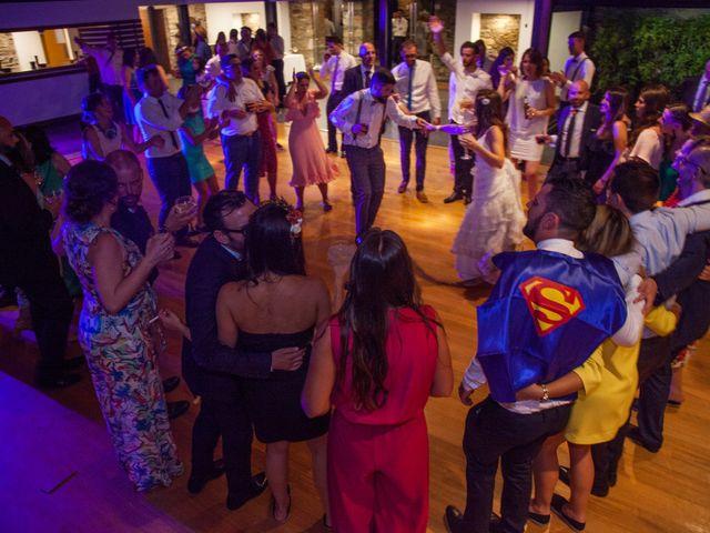 La boda de Juanillo y Laura en A Coruña, A Coruña 28