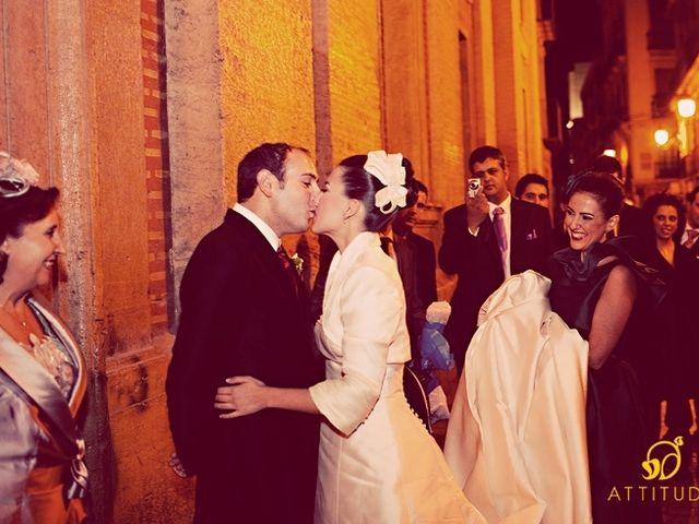 La boda de Daniel y Paz en Valencia, Valencia 7