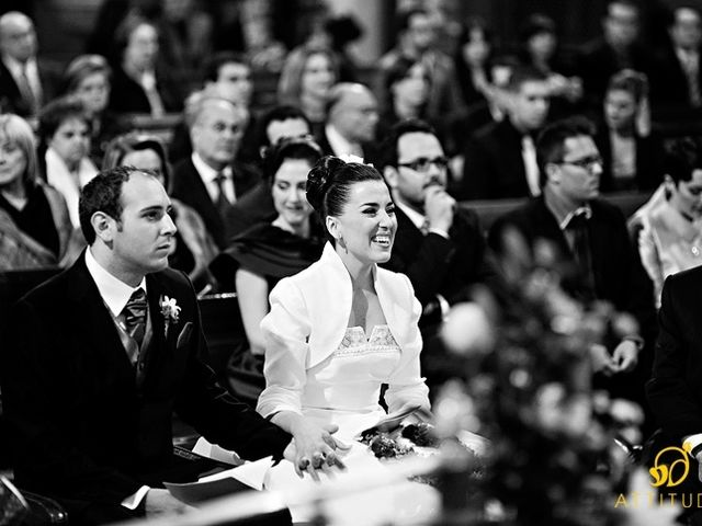 La boda de Daniel y Paz en Valencia, Valencia 8