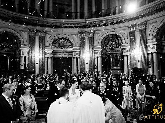 La boda de Daniel y Paz en Valencia, Valencia 10