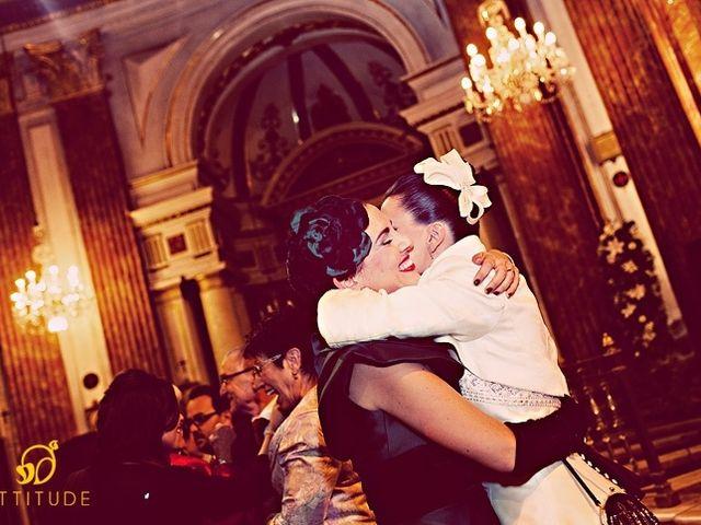 La boda de Daniel y Paz en Valencia, Valencia 11
