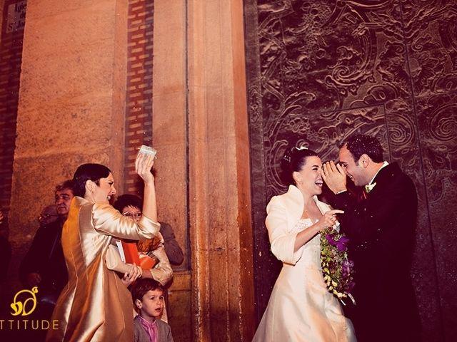 La boda de Daniel y Paz en Valencia, Valencia 12