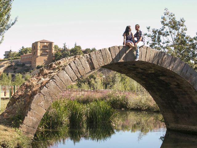 La boda de Julio y Estefania en Benavente, Zamora 5