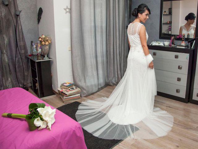 La boda de Julio y Estefania en Benavente, Zamora 17