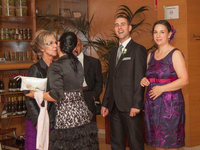 La boda de Julio y Estefania en Benavente, Zamora 18