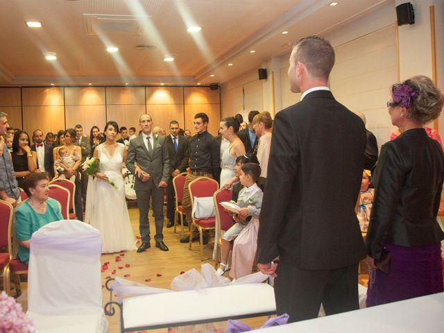 La boda de Julio y Estefania en Benavente, Zamora 20