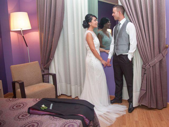 La boda de Julio y Estefania en Benavente, Zamora 27