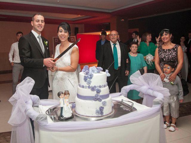 La boda de Julio y Estefania en Benavente, Zamora 30