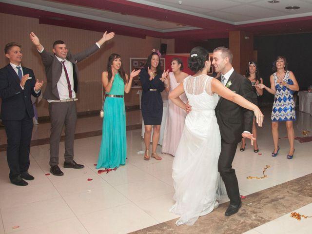 La boda de Julio y Estefania en Benavente, Zamora 31
