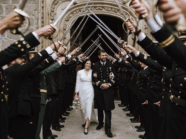 La boda de Asun y Hugo