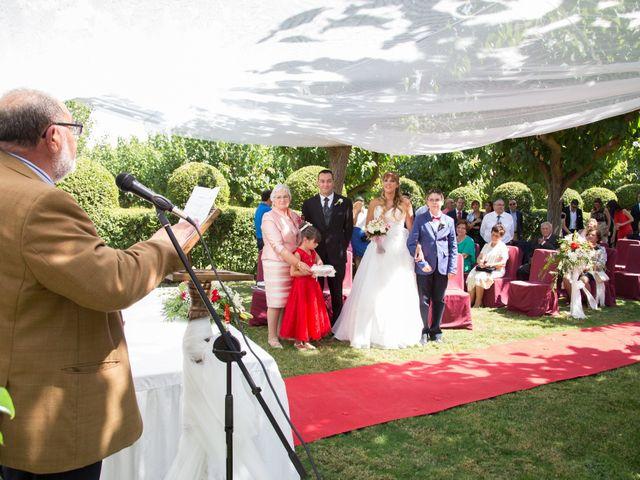 La boda de Fran y Eli en Valladolid, Valladolid 17