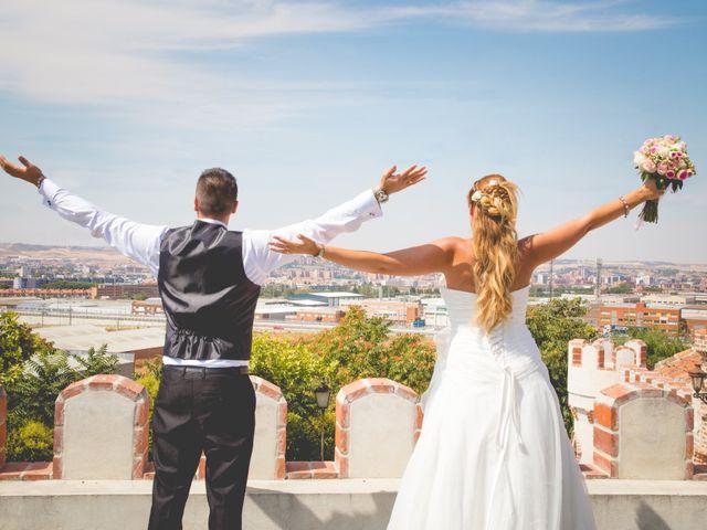 La boda de Fran y Eli en Valladolid, Valladolid 38