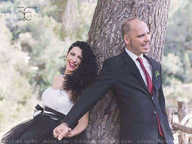 La boda de Victor y Eva en Tortosa, Tarragona 1