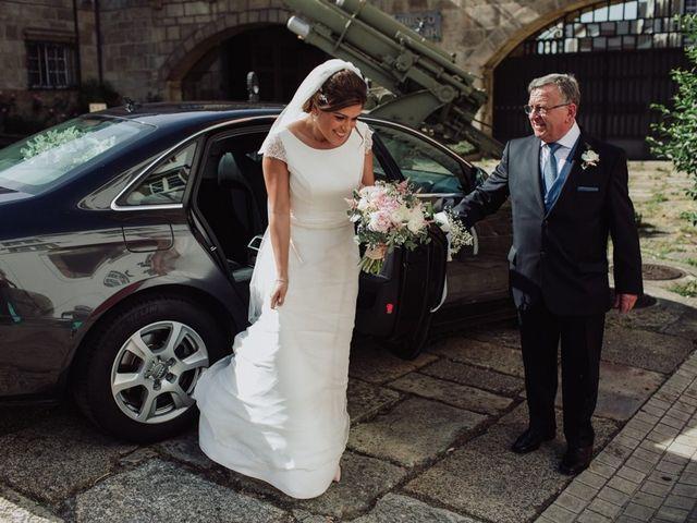 La boda de Carlos y Alejandra en A Coruña, A Coruña 20
