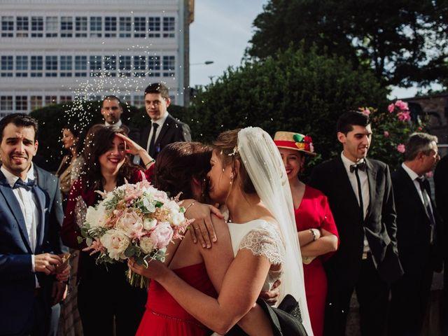 La boda de Carlos y Alejandra en A Coruña, A Coruña 36