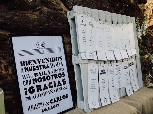 La boda de Carlos y Alejandra en A Coruña, A Coruña 44