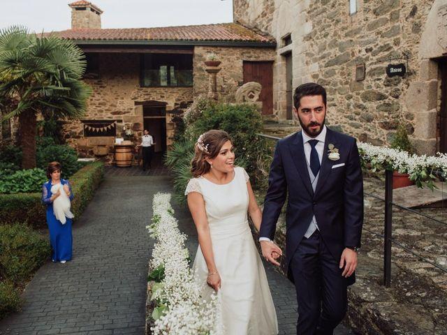 La boda de Carlos y Alejandra en A Coruña, A Coruña 48
