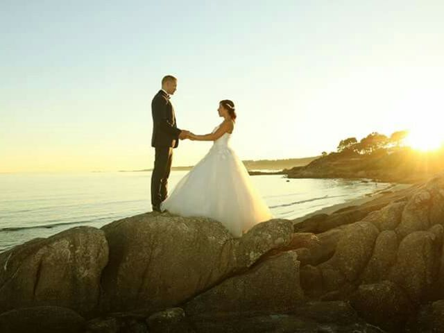 La boda de Timo y Patricia en Caldas De Reis (Casco Urbano), Pontevedra 1