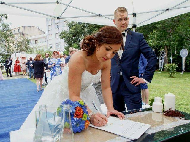 La boda de Timo y Patricia en Caldas De Reis (Casco Urbano), Pontevedra 18