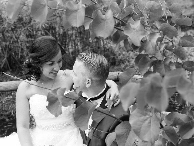 La boda de Patricia y Timo