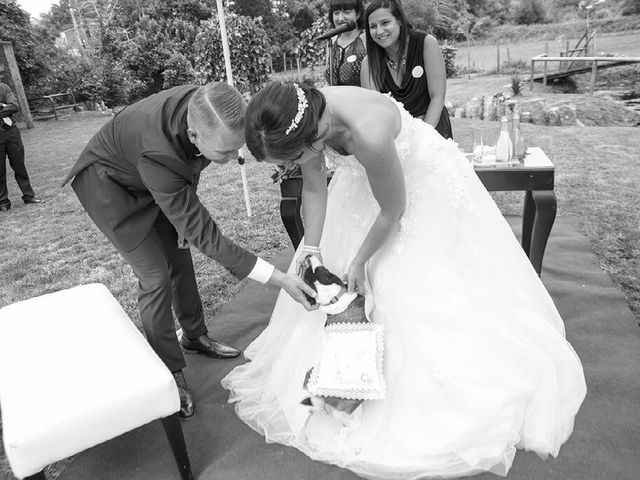 La boda de Timo y Patricia en Caldas De Reis (Casco Urbano), Pontevedra 30