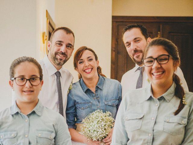La boda de Marco y Mercedes en Villar De La Encina, Cuenca 20