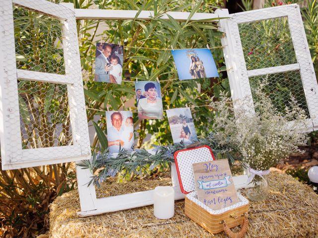 La boda de Marco y Mercedes en Villar De La Encina, Cuenca 22