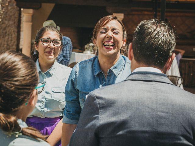 La boda de Marco y Mercedes en Villar De La Encina, Cuenca 27