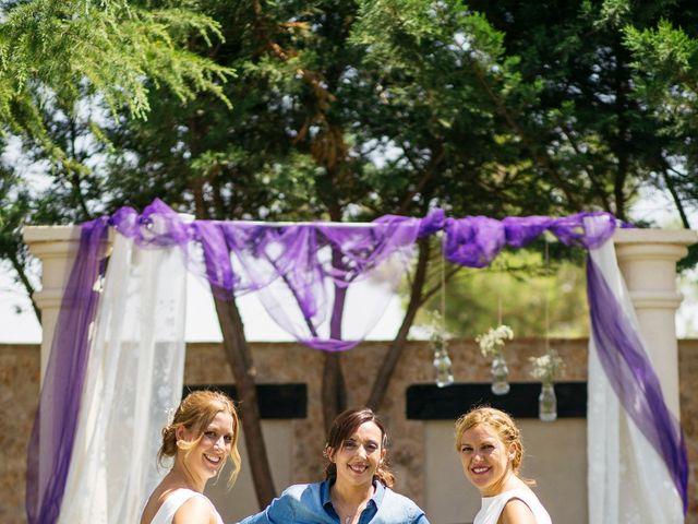 La boda de Marco y Mercedes en Villar De La Encina, Cuenca 34
