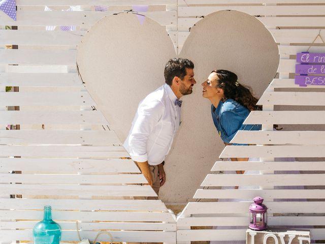 La boda de Marco y Mercedes en Villar De La Encina, Cuenca 37