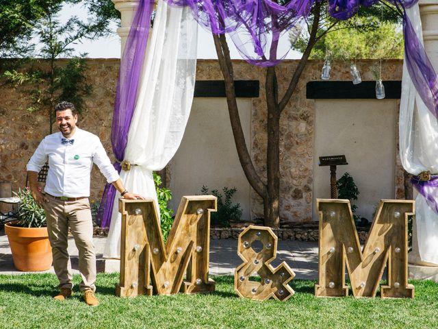 La boda de Marco y Mercedes en Villar De La Encina, Cuenca 39