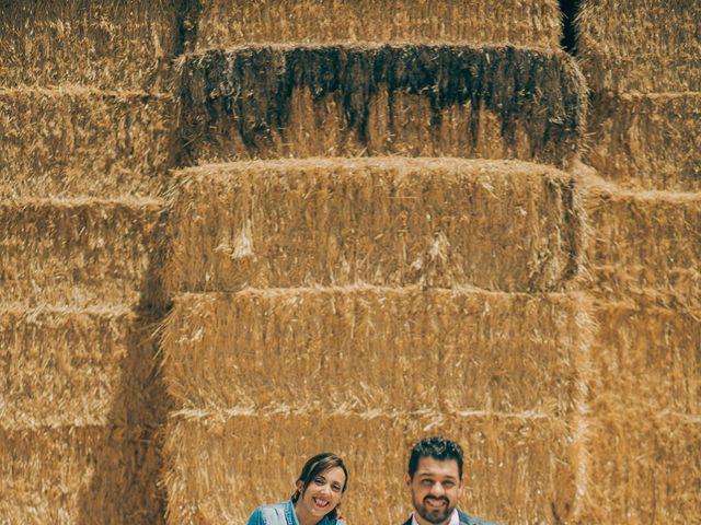 La boda de Marco y Mercedes en Villar De La Encina, Cuenca 43
