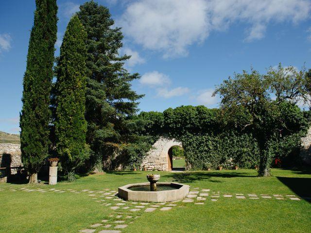 La boda de Luis y Bea en Huermeces, Burgos 3