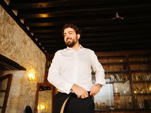 La boda de Luis y Bea en Huermeces, Burgos 9