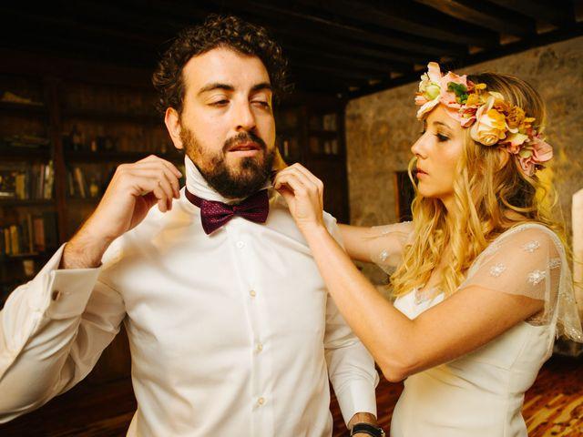 La boda de Luis y Bea en Huermeces, Burgos 12