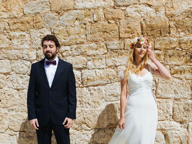 La boda de Luis y Bea en Huermeces, Burgos 14